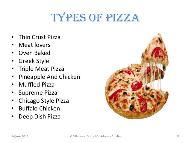 qfd on pizza