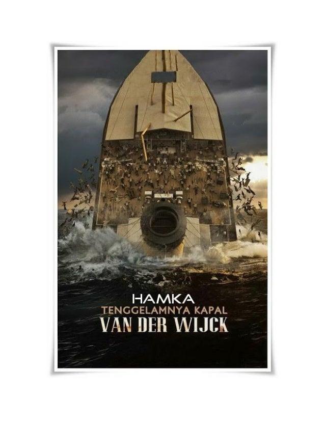 Resensi Novel Tenggelamnya Kapal Van Der Wicjk