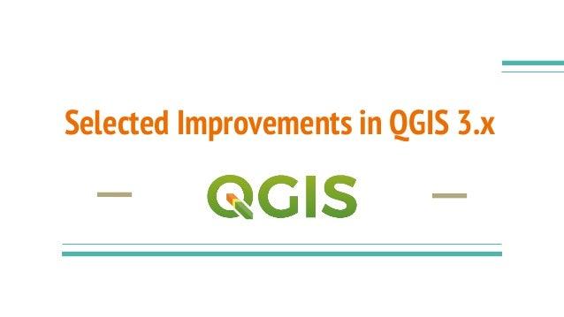 2018 - Grupo QGIS Brasil e o lançamento do QGIS 3 4 LTR