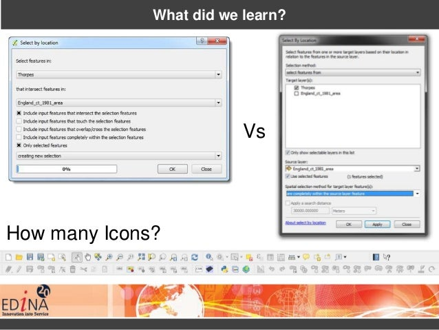 What did we learn? Yea! How many Icons? Vs