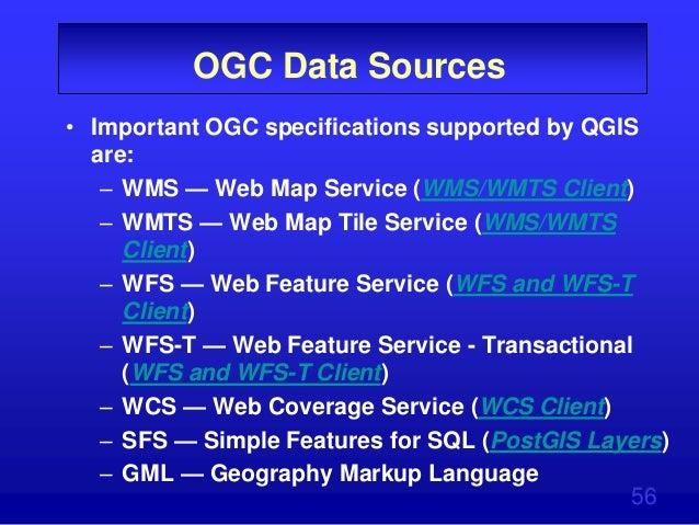 QGIS Open Source Desktop GIS