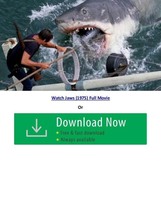 Jaws (1975) | free online movies full length no download no signing u….
