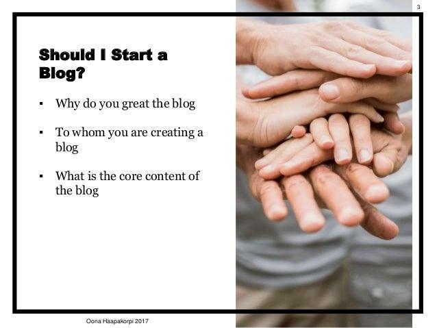 How to Grade a Student Blog Slide 3