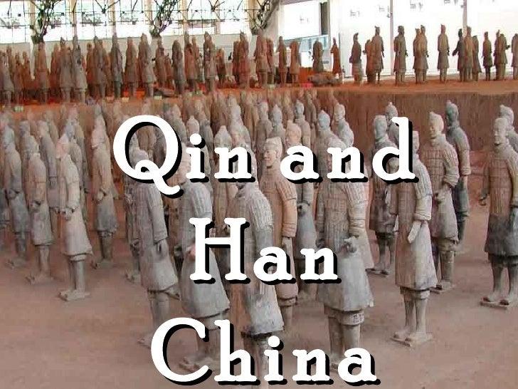 Qin and Han China