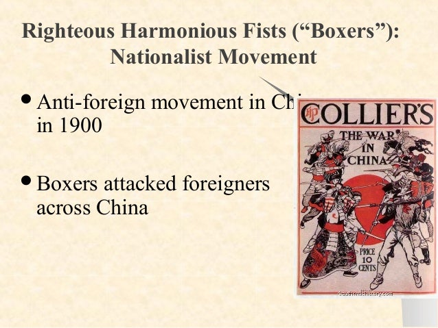 an analysis of the causes and effects of the boxer rebellion in china Step 1: pair share reading & analysis activities: boxer rebellion (china) (reading level: challenge level 1: create a chart of causes and effects that compares the causes and effects of the sepoy rebellion and the boxer rebellion.