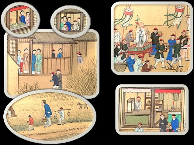 The British had no goods to offer in trade     that would interest the Qing.                         They were forced to  ...