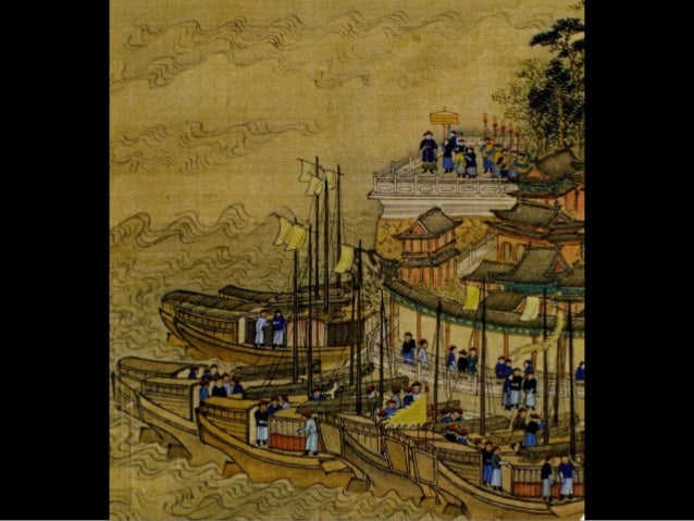 Qing dynasty for ohs group
