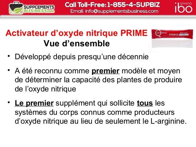 Qivana Canada French Prime Product IBO Presentation