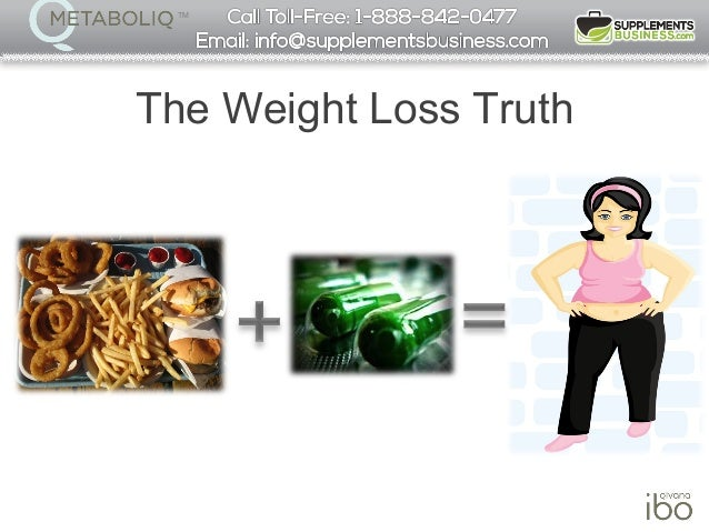 Qivana Product Business Opportunity - Metaboliq Weight Loss