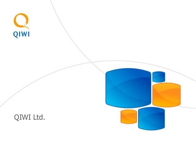 QIWI Ltd.