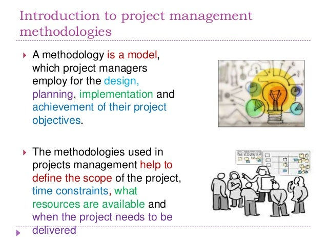 introduction of project methodology