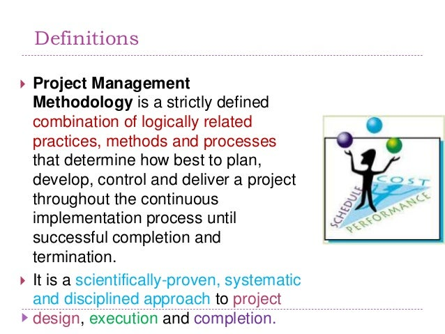types of project management methodologies Choosing the right project management methodology for the job is  not one-size -fits-all, even within the same company, project type or.