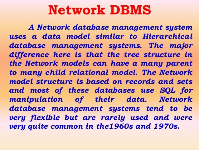 Relational VS Object Oriented Database Design