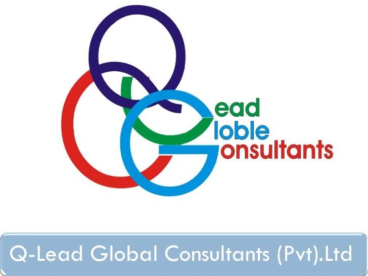 Q-Lead Global Consultants (Pvt).Ltd