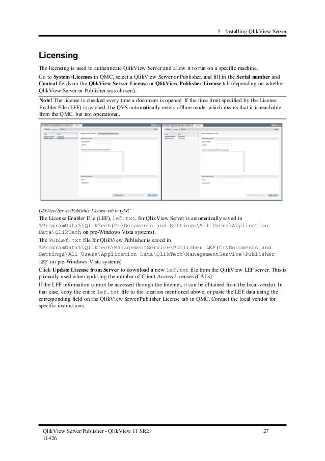 qlik view server reference manual eng rh slideshare net Reference Manual Icon PC Manual Reference