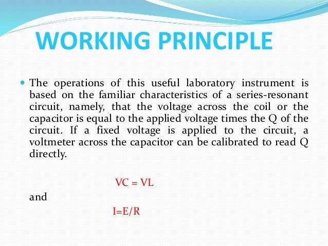 Lcr Q Meter Block Diagram - Wiring Diagram Update