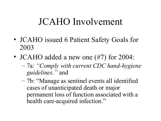 Joint Commission- SBAR Pt2- Dec10 copy |Patient Safety Standards Jcaho Policies