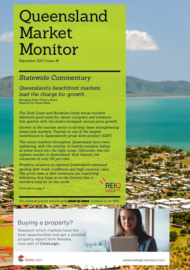 Queensland property report
