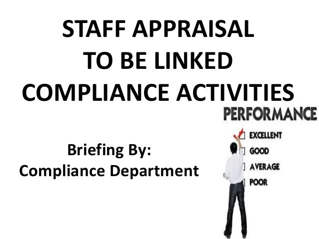 QMS Performance Management / Appraisal
