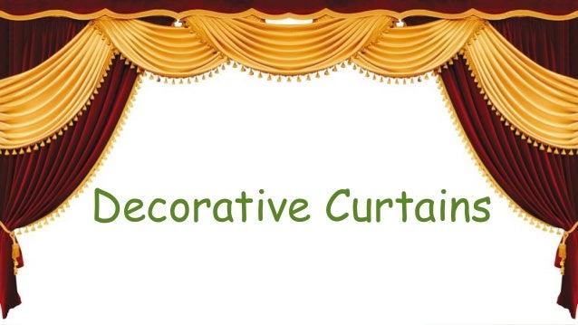 decorative curtains manufacturers - Decorative Curtains