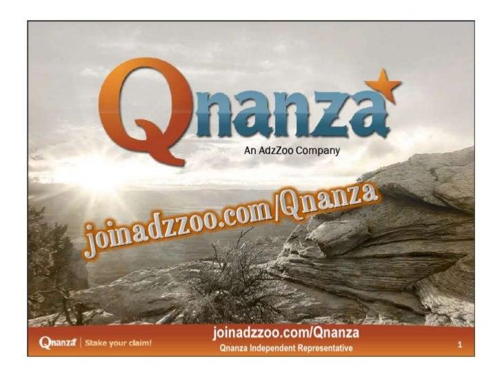 Qnanza - New Opp - Coupons Like Groupon