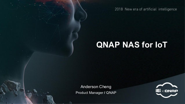 QNAP NAS for IoT