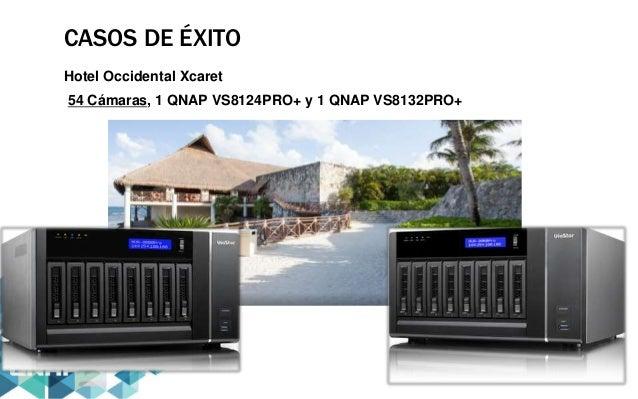 Qnap nas mexico for Oficina xcaret cancun
