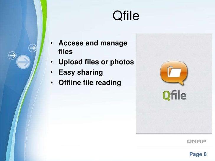 Qnap nas mobile app introduction 1
