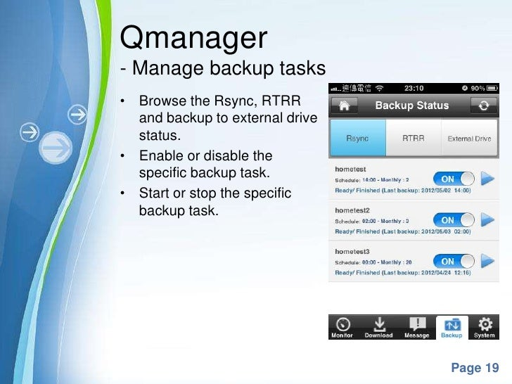 Qnap nas mobile app introduction _Info tech middle East _ Dubai UAE