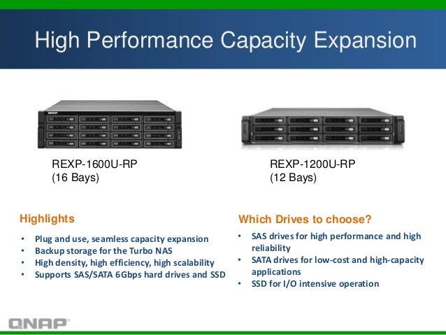 QNAP REXP Expansion unit