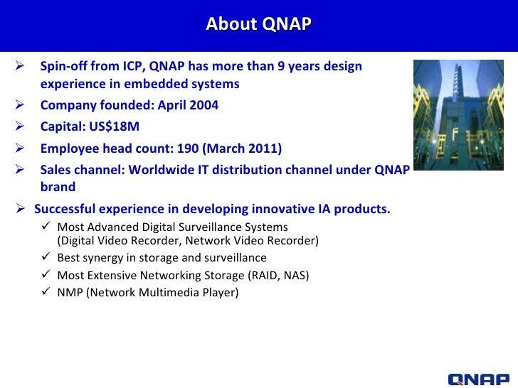 Qnap Linux Distro