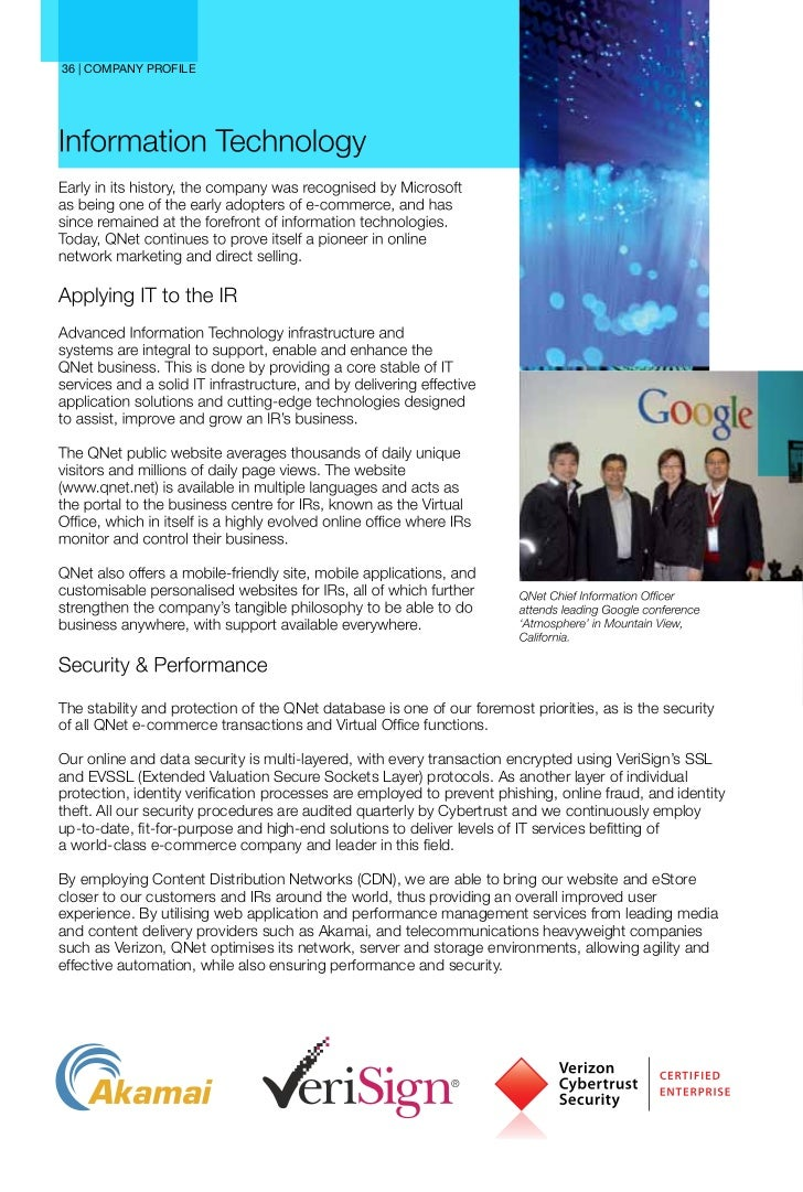 QNet Company Profile (English)