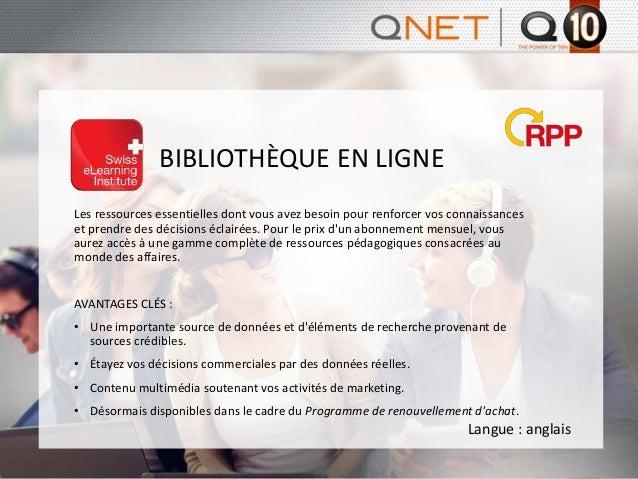 formation en ligne qnet