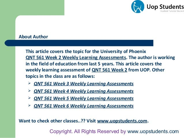 week 5 qnt 561 Description qnt 561 week 5 spicy wings case qnt 561 week 5 spicy wings case purpose of assignment  the purpose of this assignment is to develop students' abilities to combine the knowledge of descriptive statistics covered in weeks 1 and 2 and one-sample hypothesis testing to make managerial decisions.