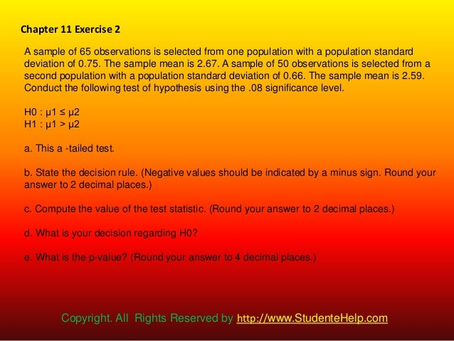 Qnt 561 Week 3 Coursework Example