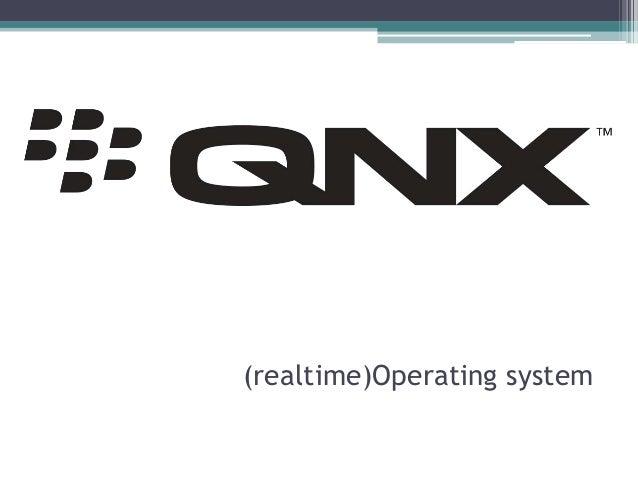 Qnx Os