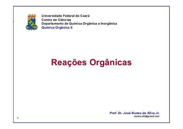 Reações de Adição a Alcenos e Alcinos Slide 2