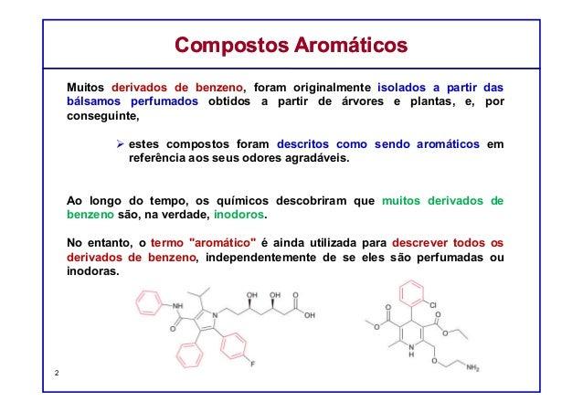 Reações de Substituição Eletrofílica em Aromáticos Slide 2