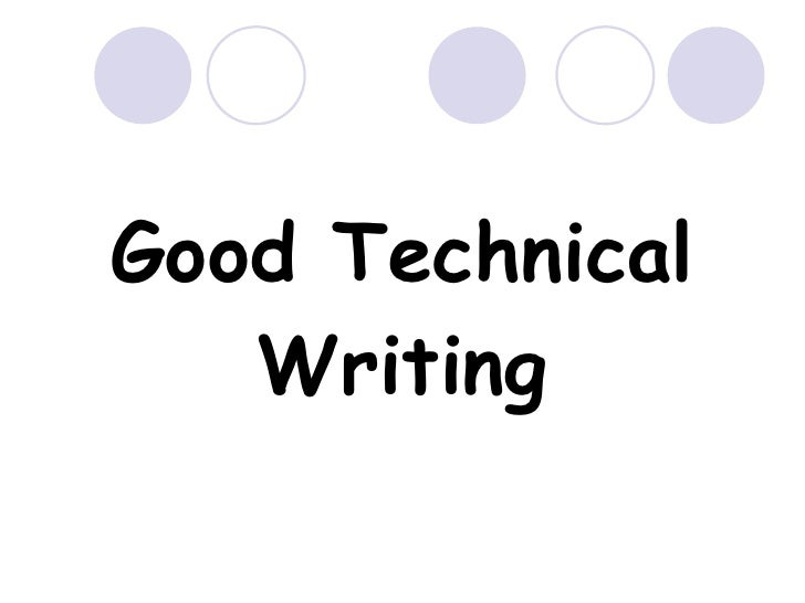 What Is a Technical Writer?