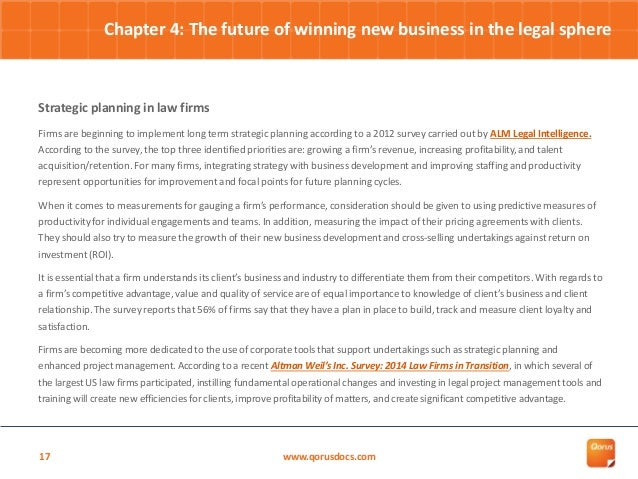 Nonprofit Law Firm Business Plan Sample - Executive.