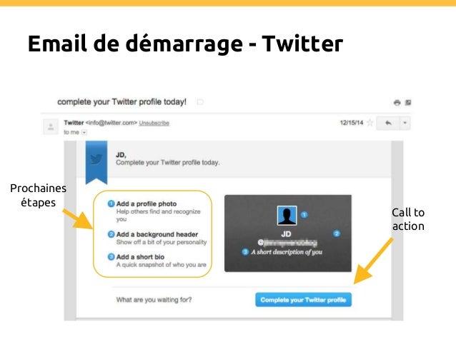 Sujet personnalisé Contenu personnalisé Contenu basé sur le comportement de l'utilisateur Email de statut - Netflix Call t...