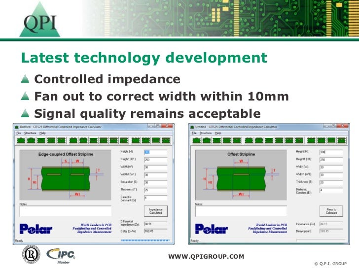 Latest Technology Development : Qpi technology development