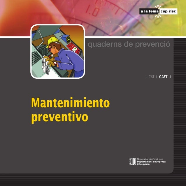 ı  Mantenimiento preventivo  CAT  ı  CAST  ı