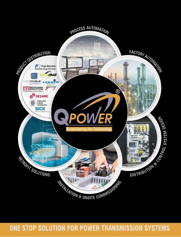 Engineering Goods And Services By Q Power