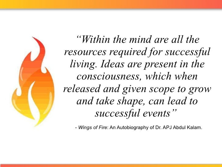 """"""" Within the mind are all the resources required for successful living. Ideas are present in the consciousness, which when..."""