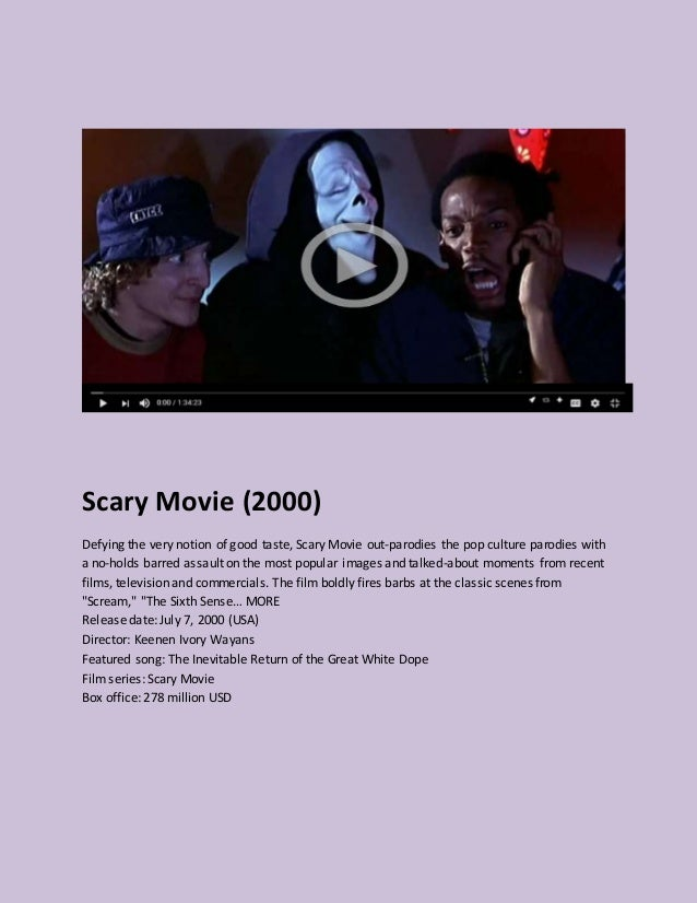 Watch Best Horror Movies On Hulu - Top Scary Movies On Netflix