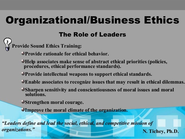 business ethics role of the board Corporate valuation board governance leadership and corporate culture  compensation  reality of conduct and ethics: as preached or as practiced.
