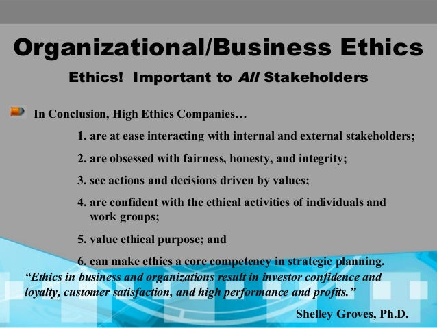 ethics and customer loyalty ® academy o/ management executive 2004 vol 18 no 2 business ethics and customer stakeholders nants of customer loyalty.