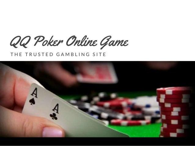 Judi Qq Poker Online