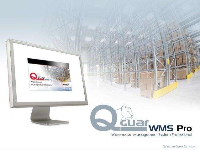 4WEB RTS ADR DAS APS OTM PILOT Queryser BI MESSAGING DASHBOARD QGUAR WMS – одно из звеньев систем класса SCE VW - VISUAL W...